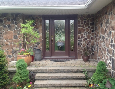 door-newton-nj-therma-tru-front-door-dark-brown