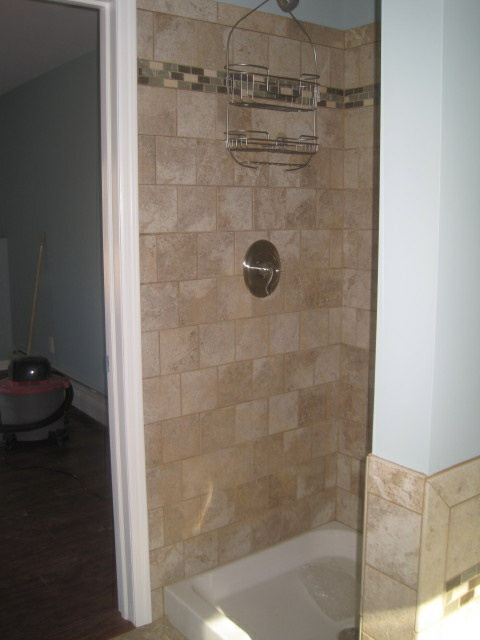 Shower & tile