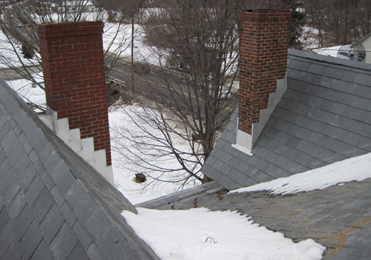 Tru-slate-chimney flashing-lafayette-nj