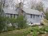 GAF-fox-hollow-gray-roof-siding-new porch-Vernon-nj