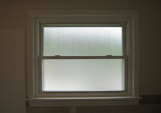 single hung glass windows sparta