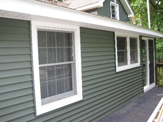 Fiber Cement Comparison To Vinyl Siding Nj Andover Nj
