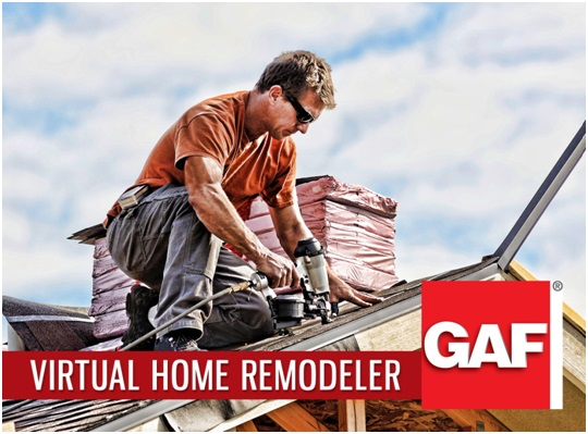GAFs Virtual Home Remodeler - Virtual home remodeler