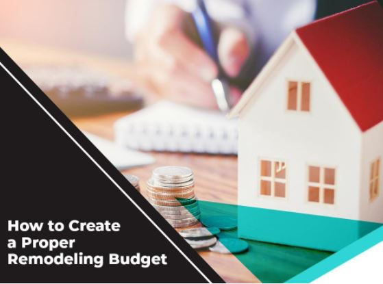 How to Create a Proper Remodeling Budget