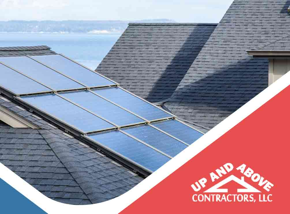4 Reasons to Invest in a Solar Roofing System