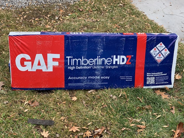 Timberline HDZ – High Definition Lifetime Shingles for your new Roof