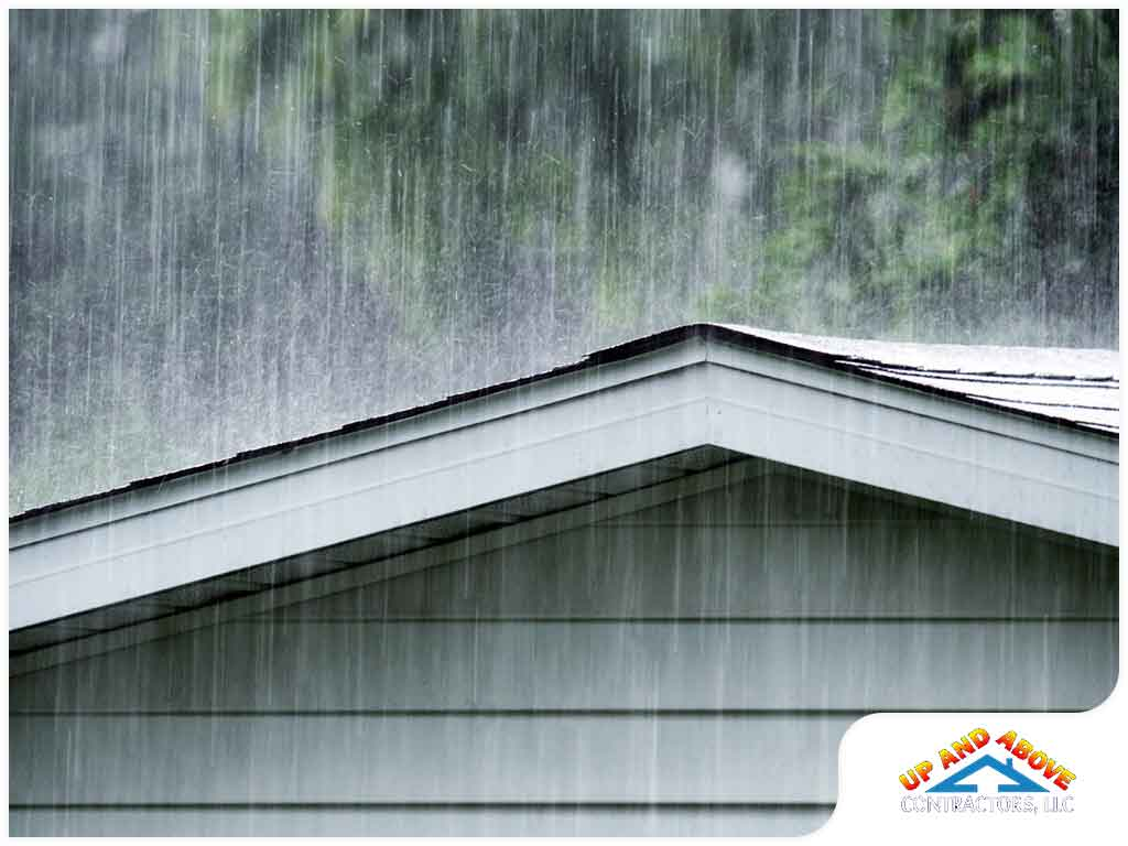 Comparing Water-Shedding and Water-Resistant Roofs