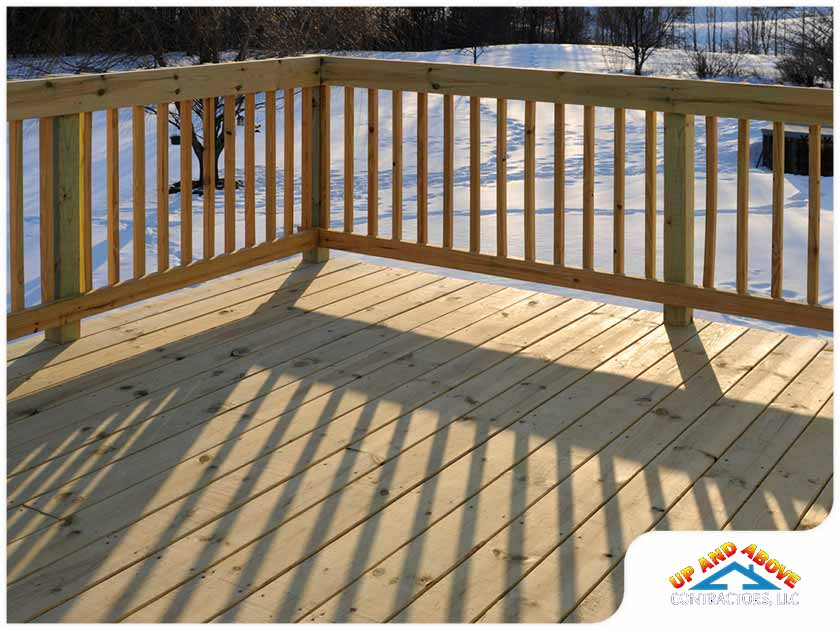 Why Plan Your Deck Addition During Early Spring?