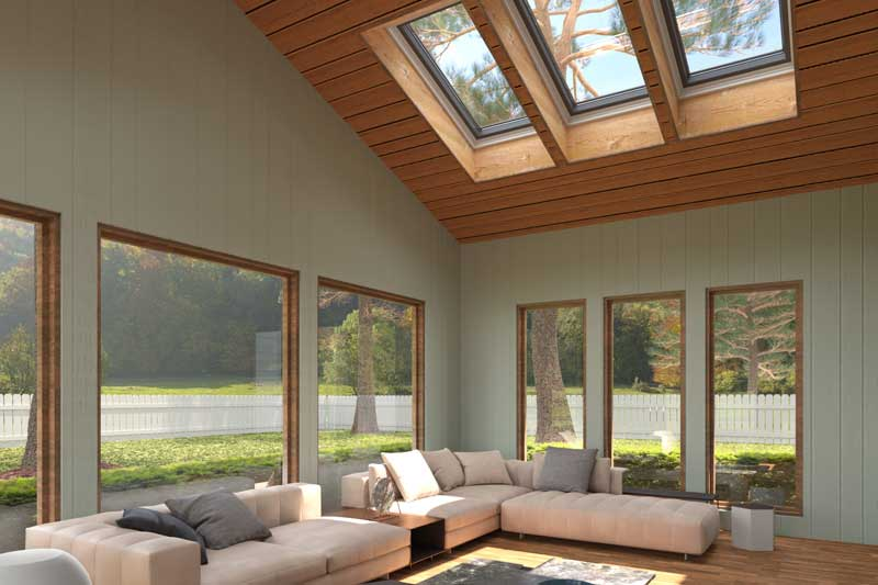 Roof Skylights System